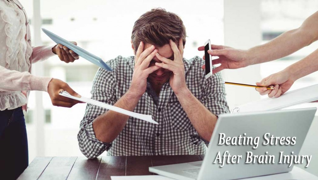 STRESS!!!  How To Beat it and Regain Control